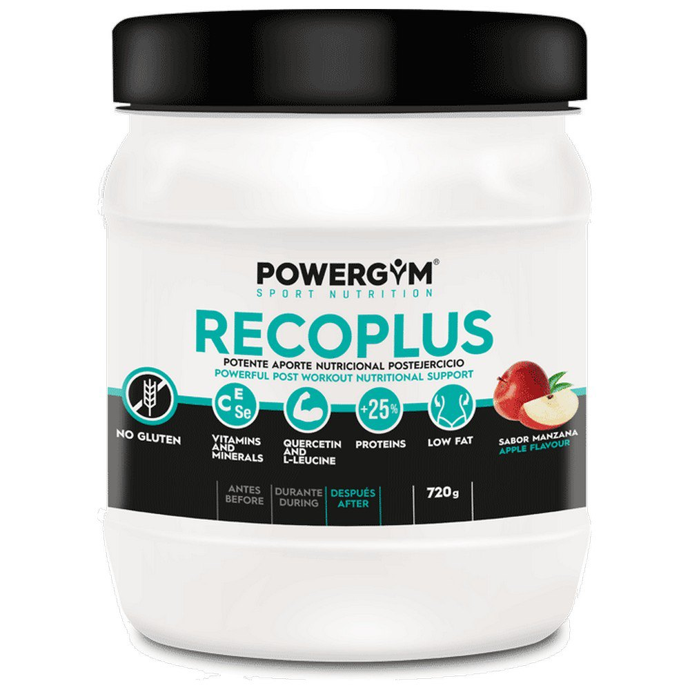 Powergym Recoplus 720g Apple One Size