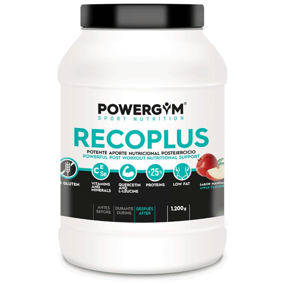 Powergym Recoplus 1200g Apple One Size