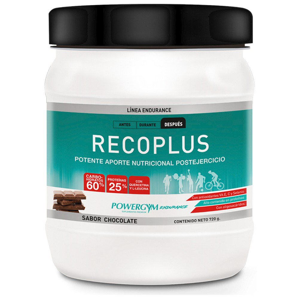 Powergym Recoplus 720g Chocolate One Size