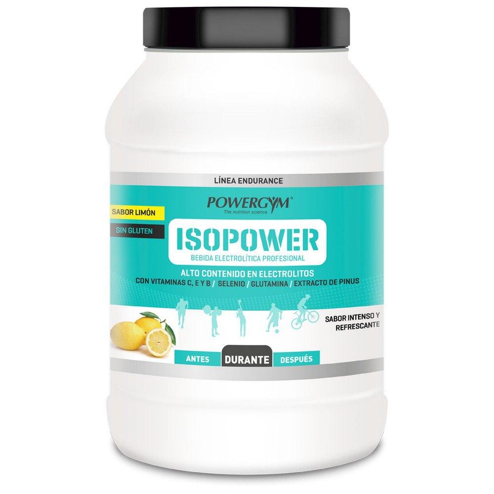 Powergym Isopower 1600g Lemon One Size