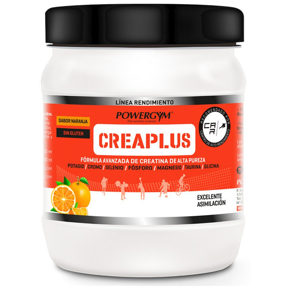 Powergym Creaplus 500g Citrus Fruits One Size