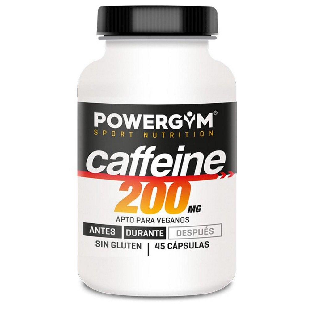 Powergym Caffeine 200mg 45 Units One Size
