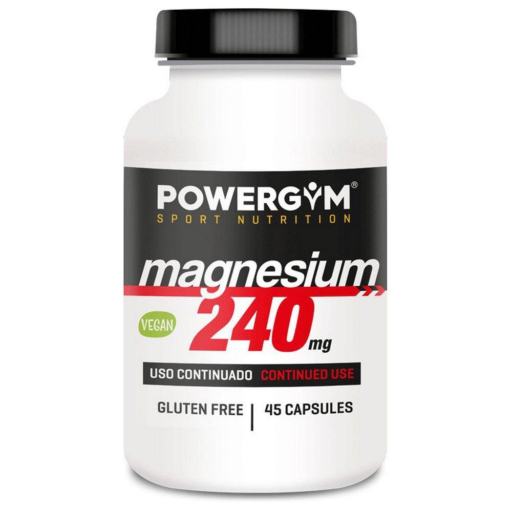 Powergym Magnesium 45 Units One Size