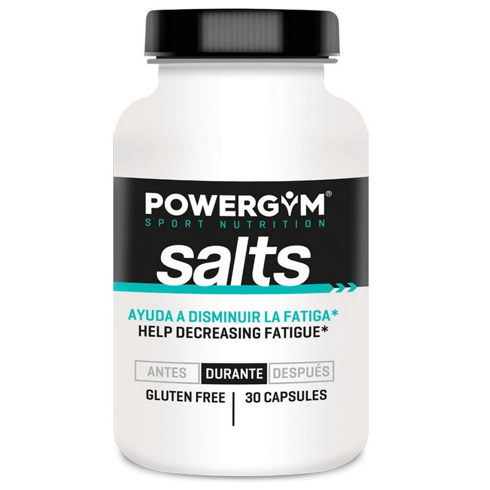 Powergym Salts 30 Units One Size