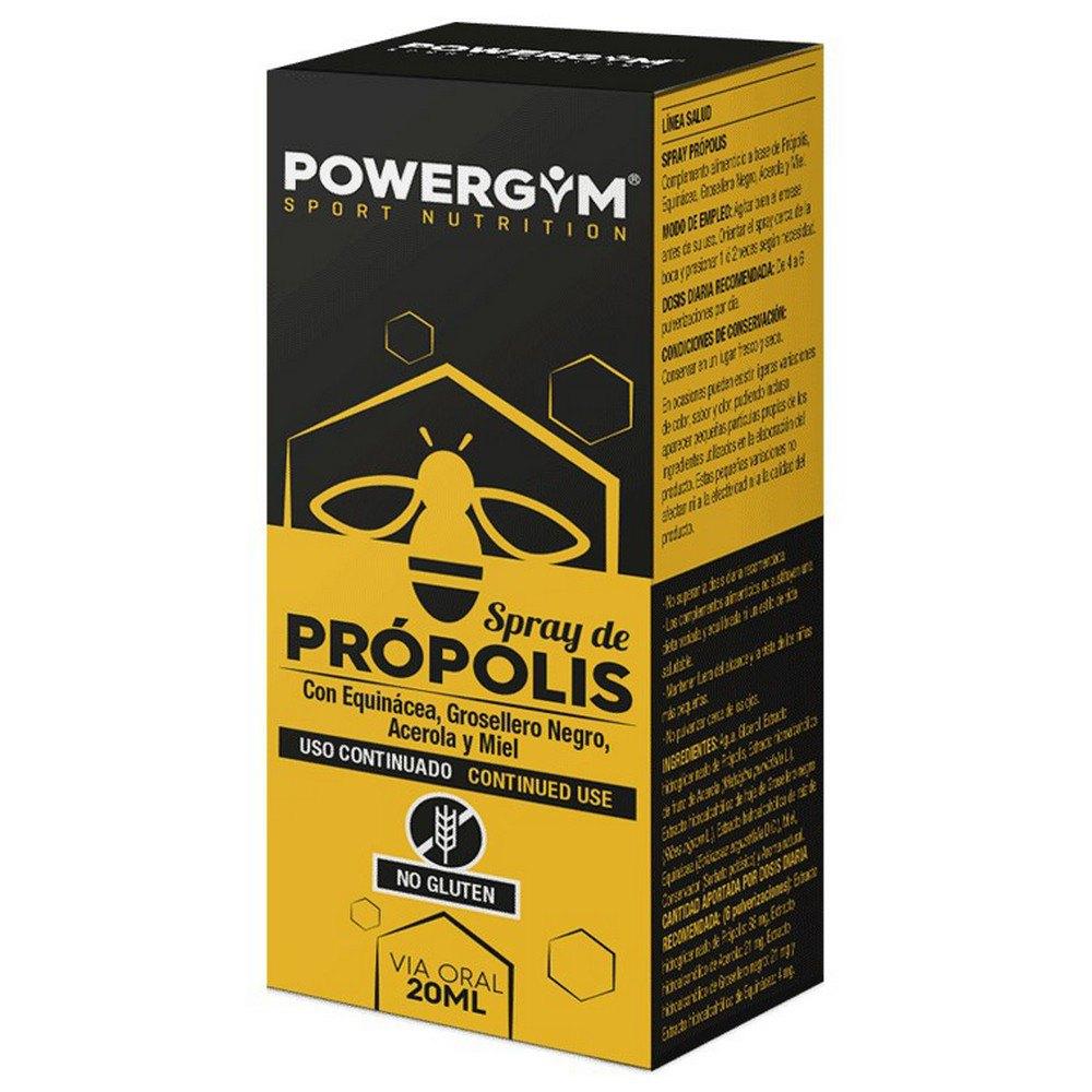 Powergym Propolis Spray 20ml One Size