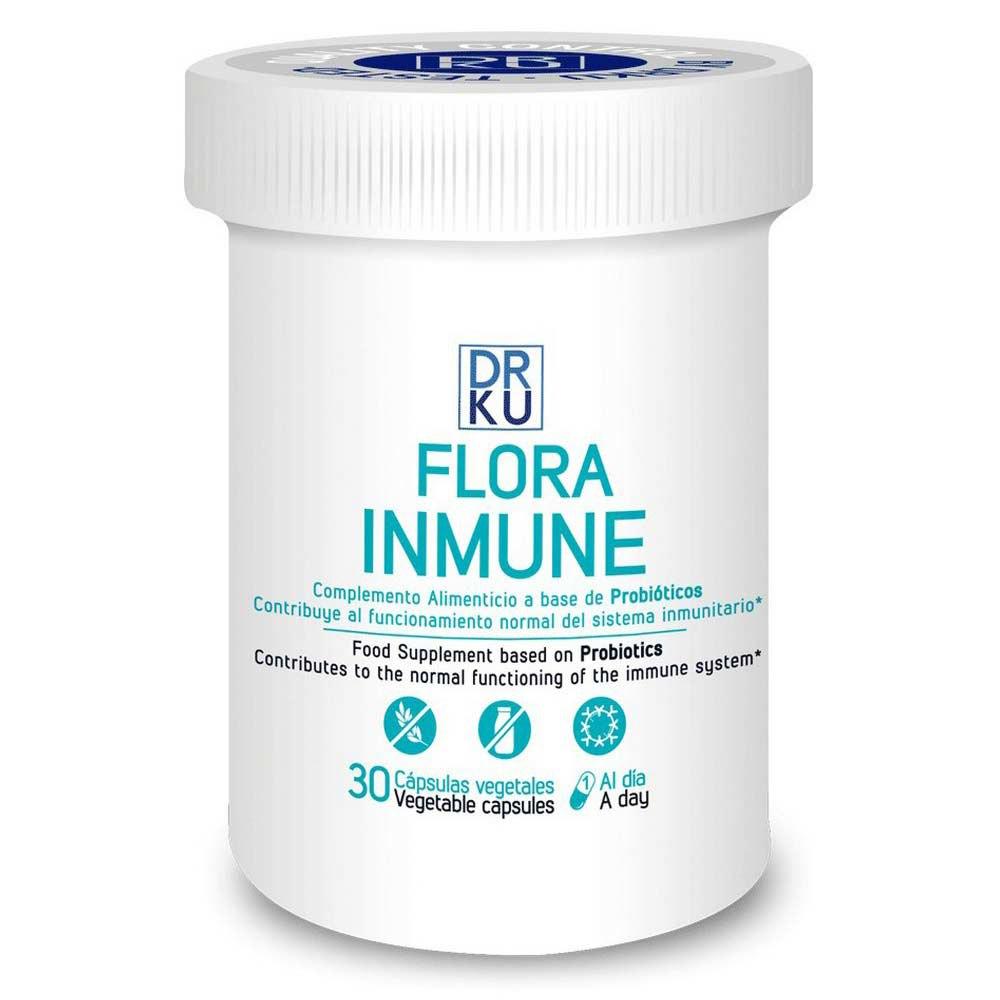 Powergym Flora Immune 30 Units One Size