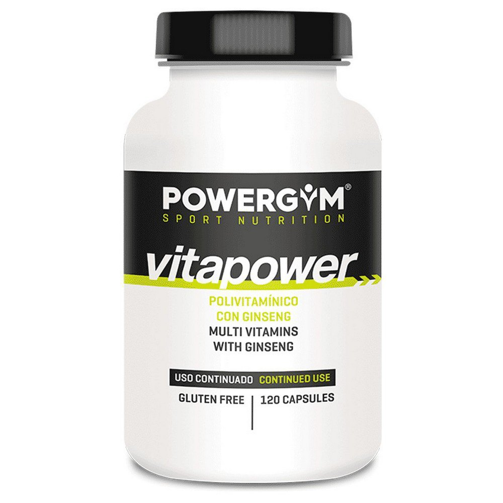 Powergym Vitapower 120 Units One Size