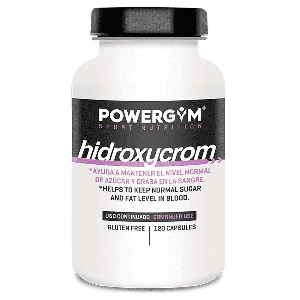 Powergym Hidroxycrom 120 Units One Size
