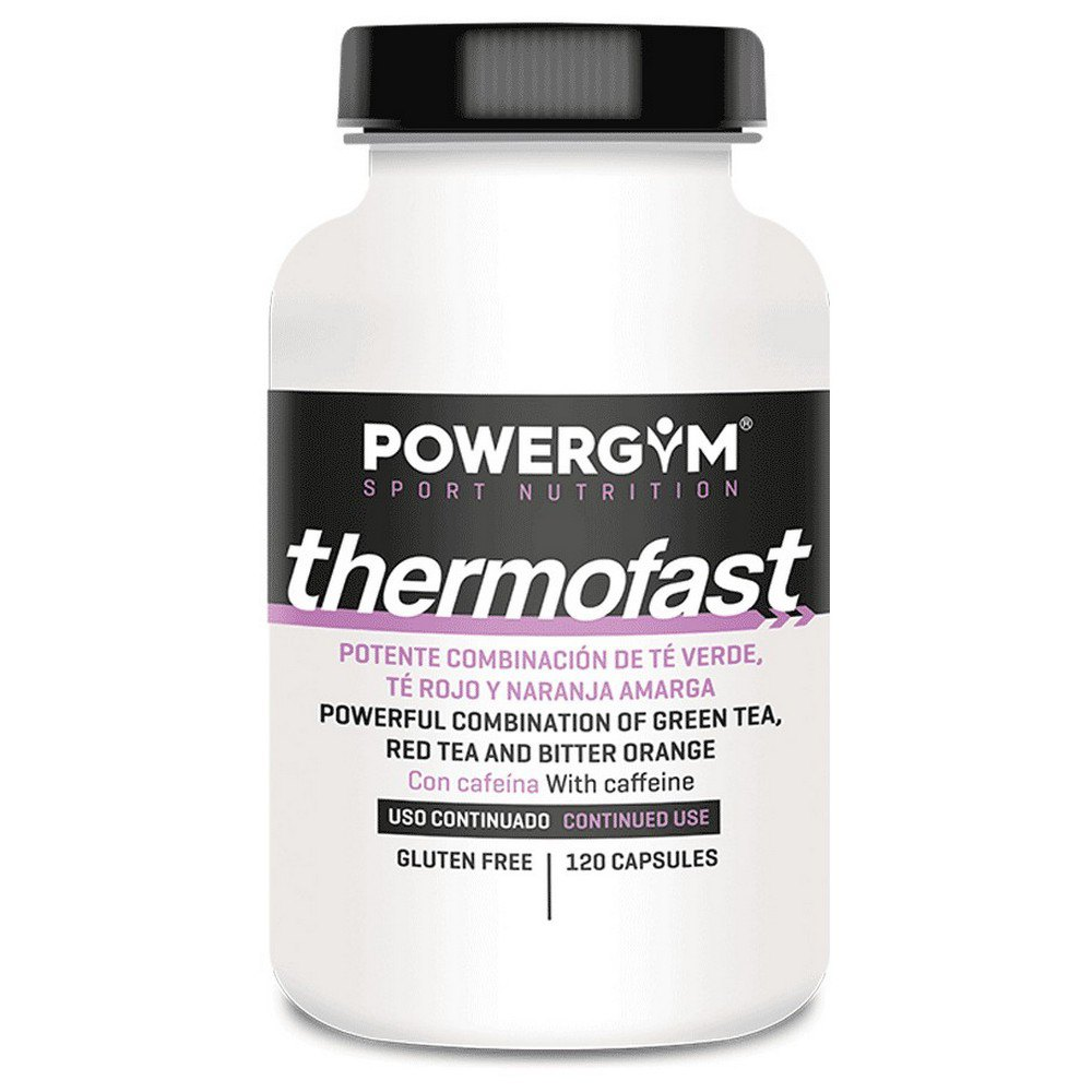Powergym Thermofast 120 Units One Size