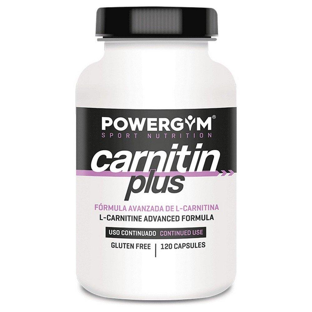 Powergym Carnitin Plus 120 Units One Size