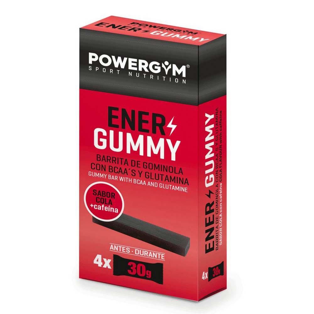 Powergym Energummy 30g 4 Units Cola & Caffeine One Size