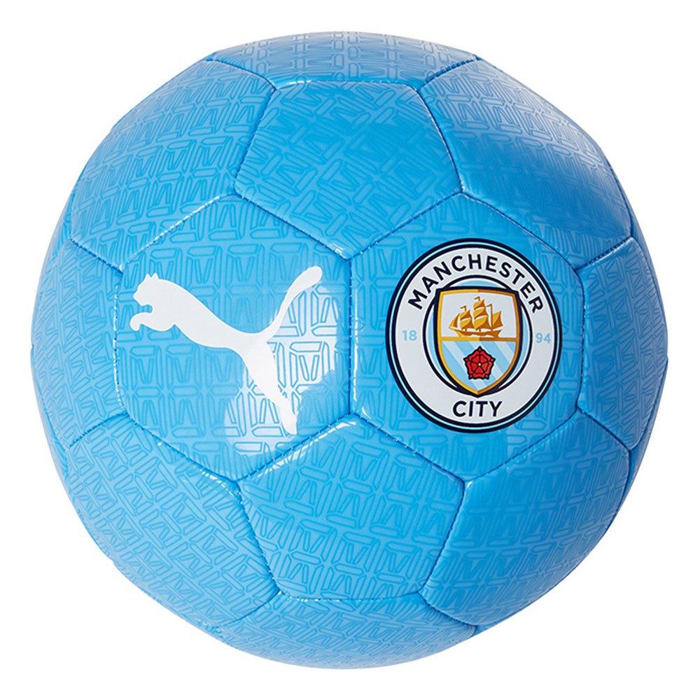 Puma Ballon Football Manchester City Fc Ftblcore 5 Team Light Blue / Puma White