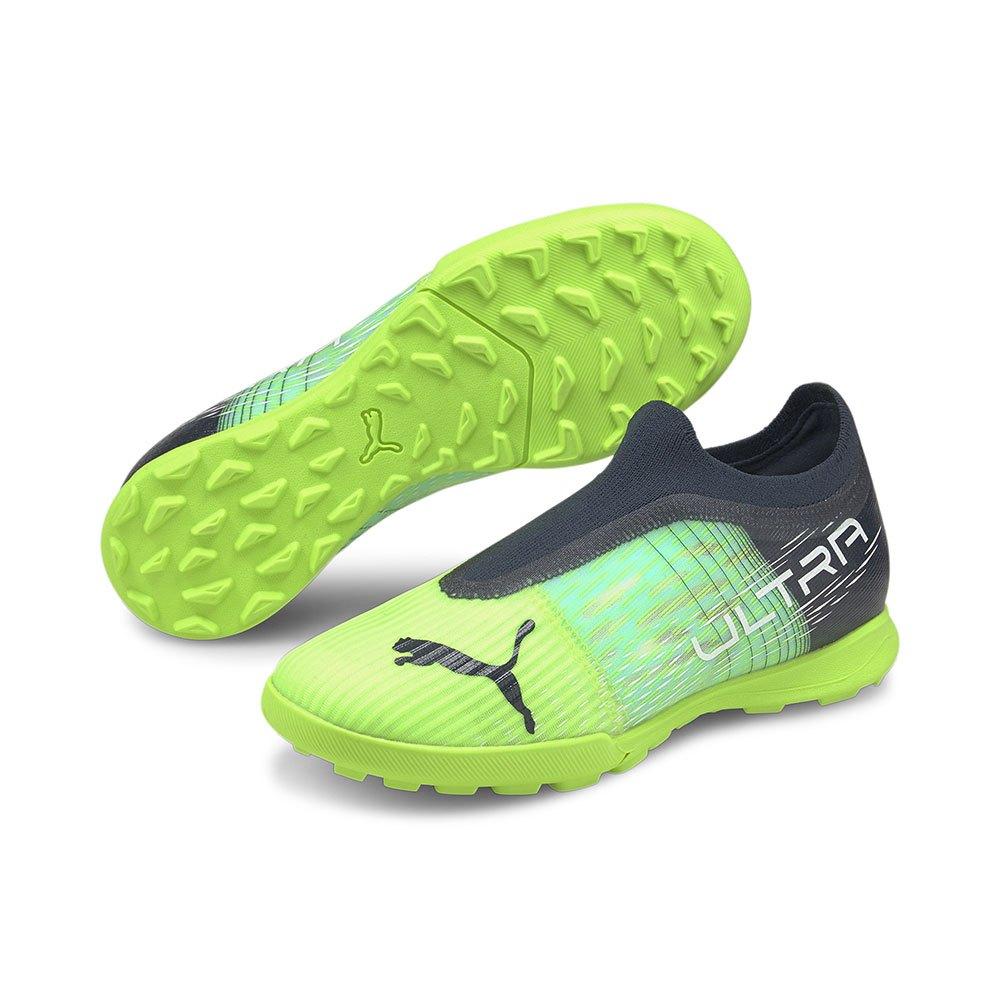Puma Ultra 3.3 Tt EU 18 1/2 Green Glare / Elektro Aqua / Spellbound