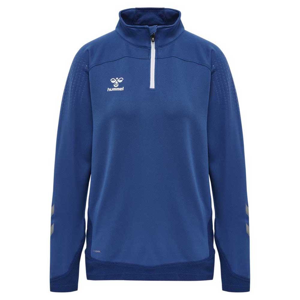 Hummel Sweatshirt Lead XS True Blue