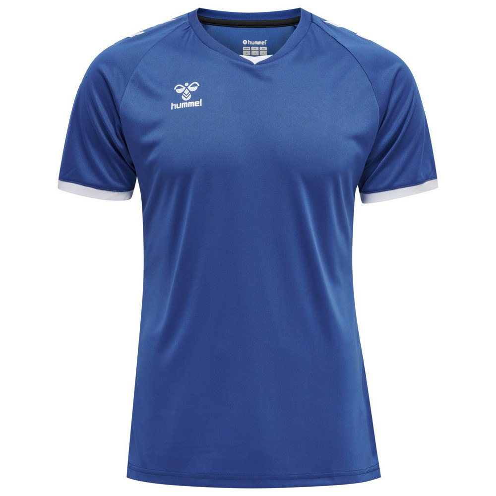 Hummel T-shirt Manche Courte Core Volley S True Blue