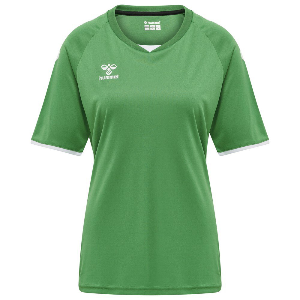 Hummel T-shirt Manche Courte Core Volley XS Jelly Bean