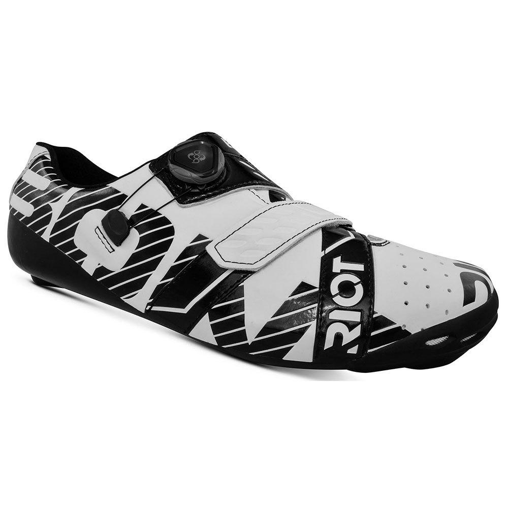Bont Riot+ Eu 45 White / Black