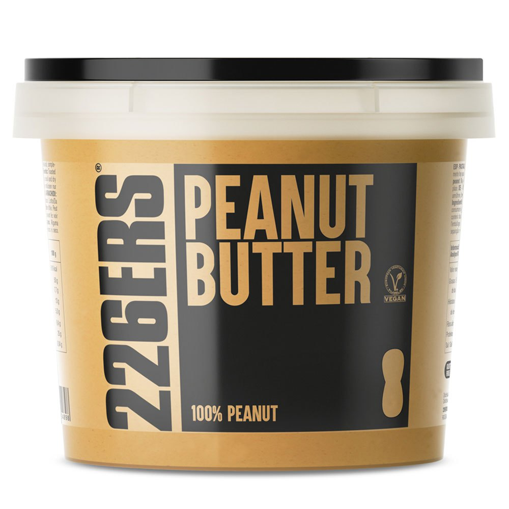 226ers Peanut Butter 1 Kg One Size