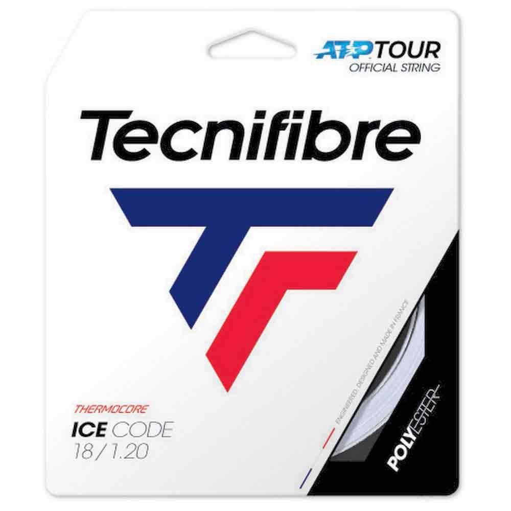 Tecnifibre Ice Code 12 M 1.20 mm Blanco