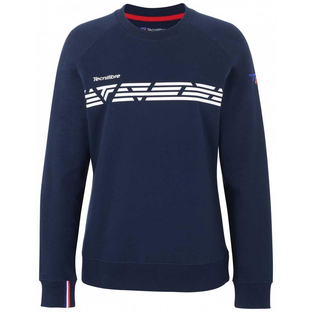 Tecnifibre Sweatshirt 8-10 Years Navy