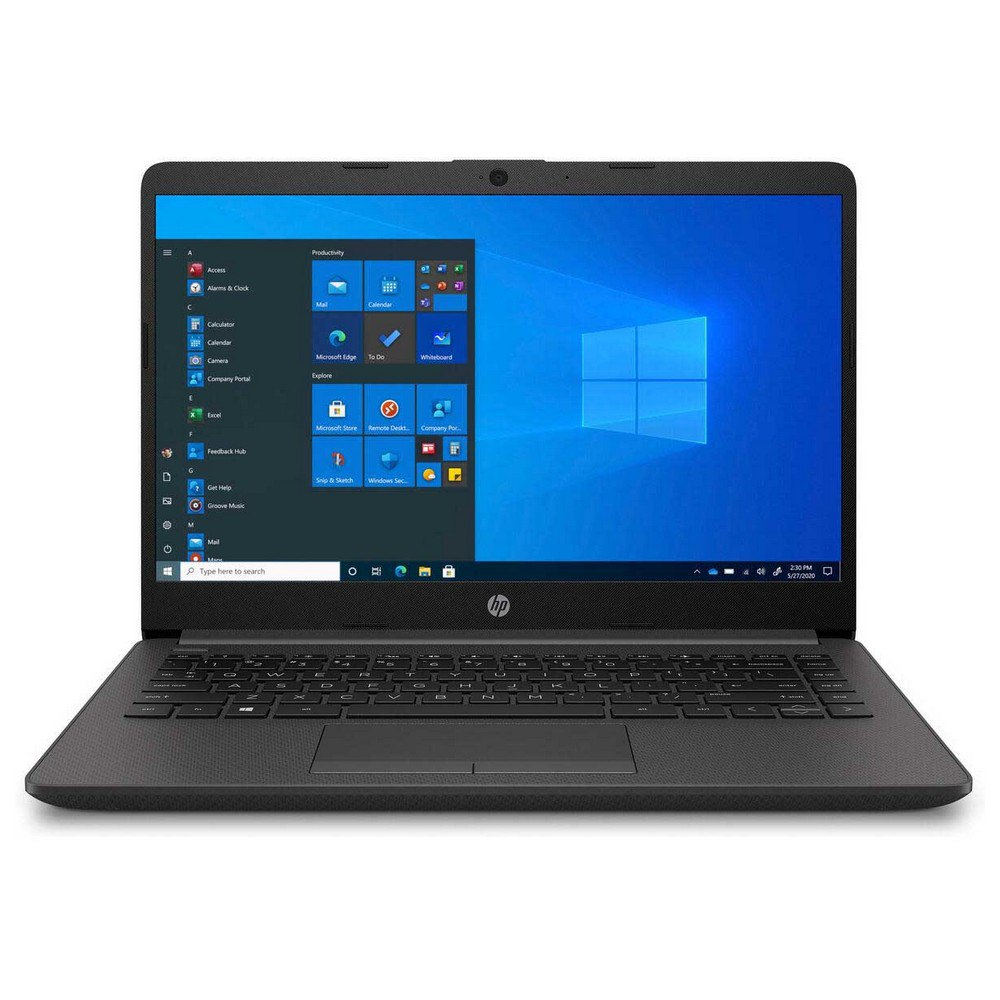 Portátil Hp 240 G8 27k32ea 14'' N4020/8gb/128gb Ssd Spanish QWERTY Black