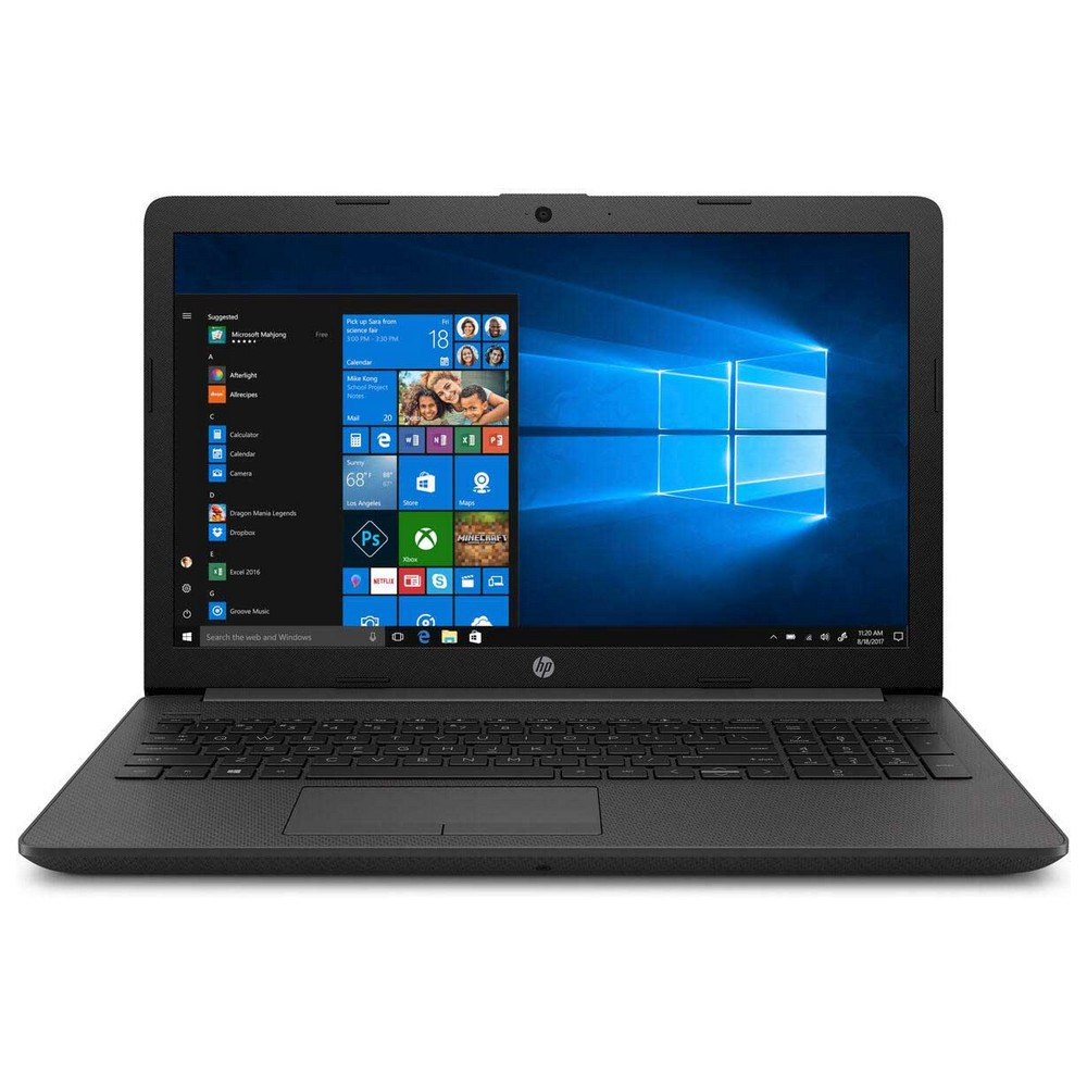 Portátil Hp 255 G7 2d318ea 15.6'' R 3-3200u/8gb/256gb Ssd Spanish QWERTY Black