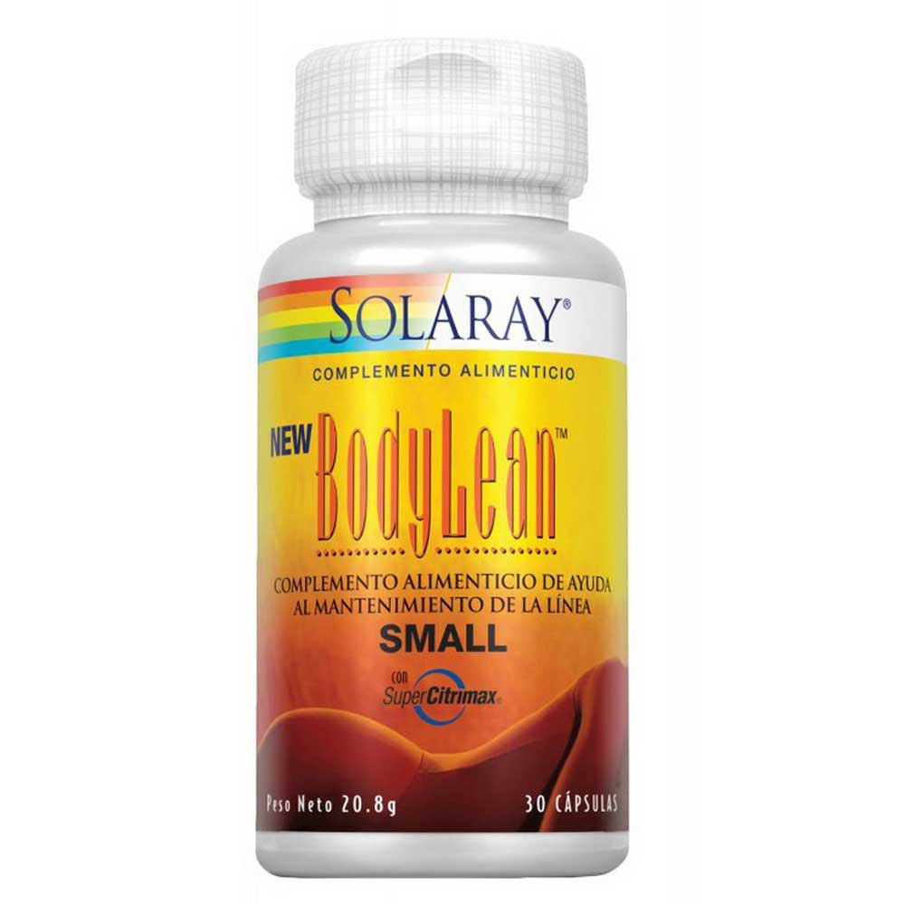 Solaray New Body Lean 30 Units One Size
