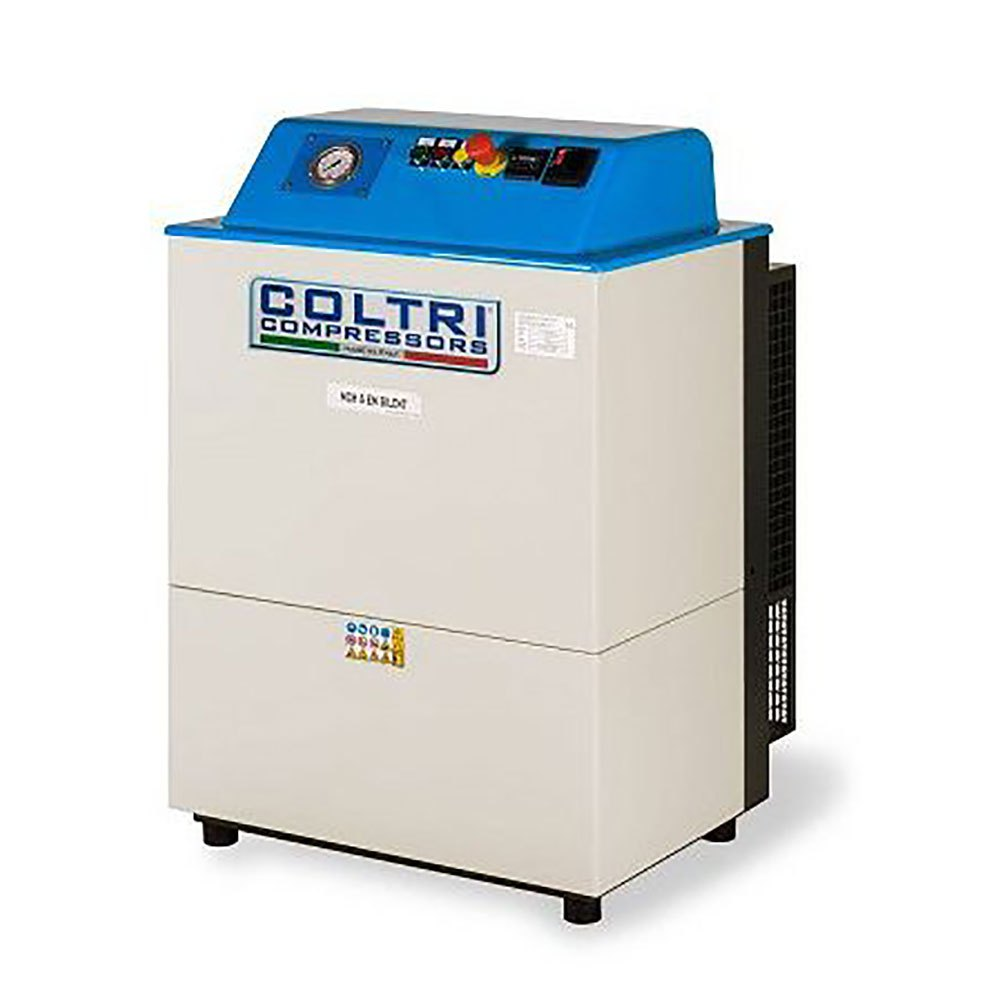 Coltri Mch6 Silent Dreiphasen-kompressor 400v 232 Bar White Blue KOMPRESSOREN Mch6 Silent Dreiphasen-kompressor 400v