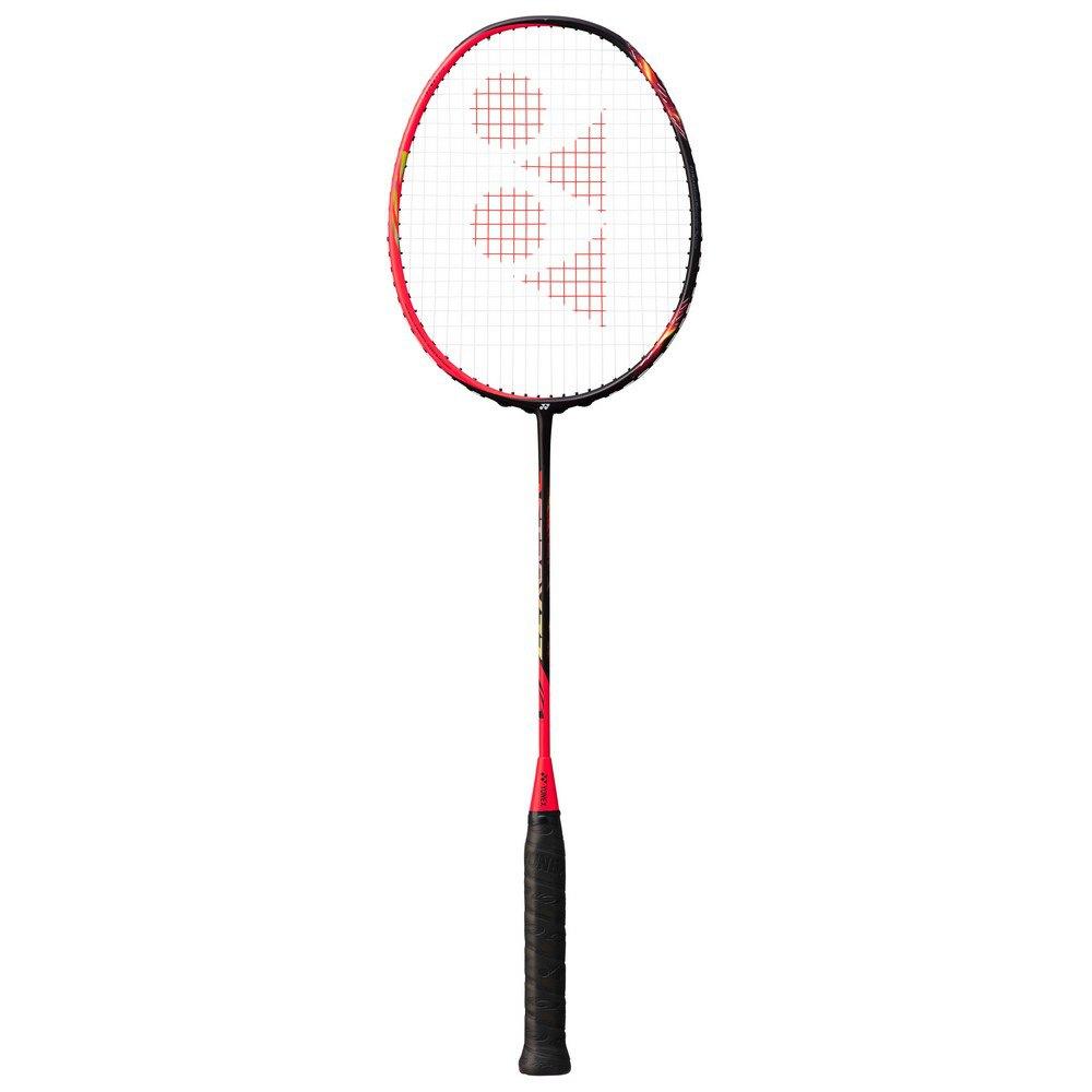 Yonex Raquette Badminton Axtrox 77 4 Shine Red