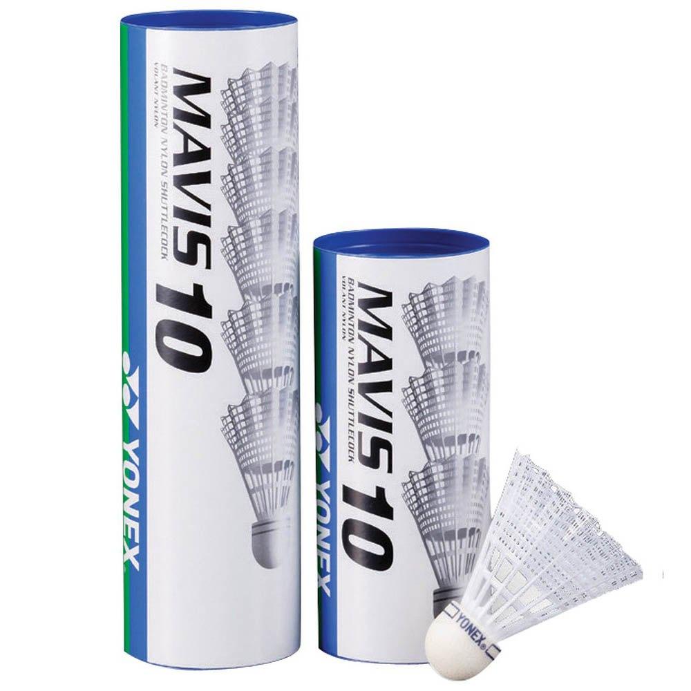 Yonex Mavis 10 One Size White