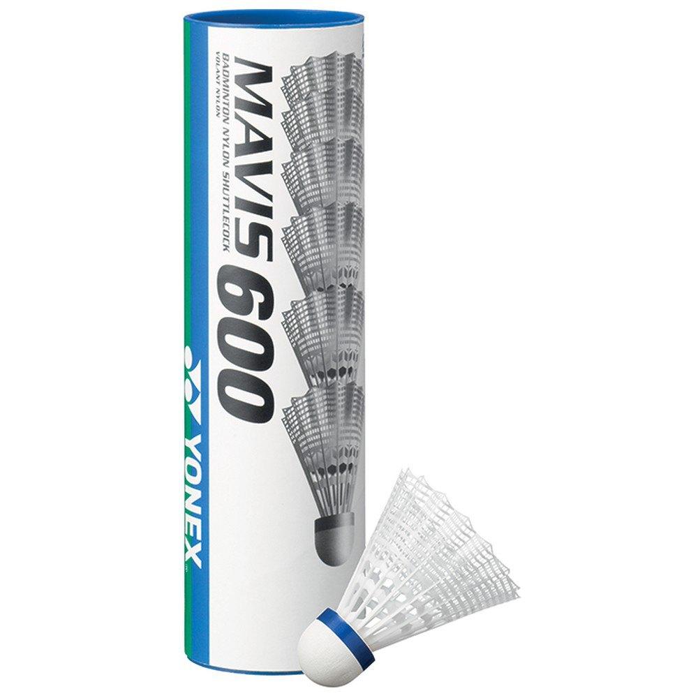 Yonex Volants Badminton Mavis 600 77 6 Units White