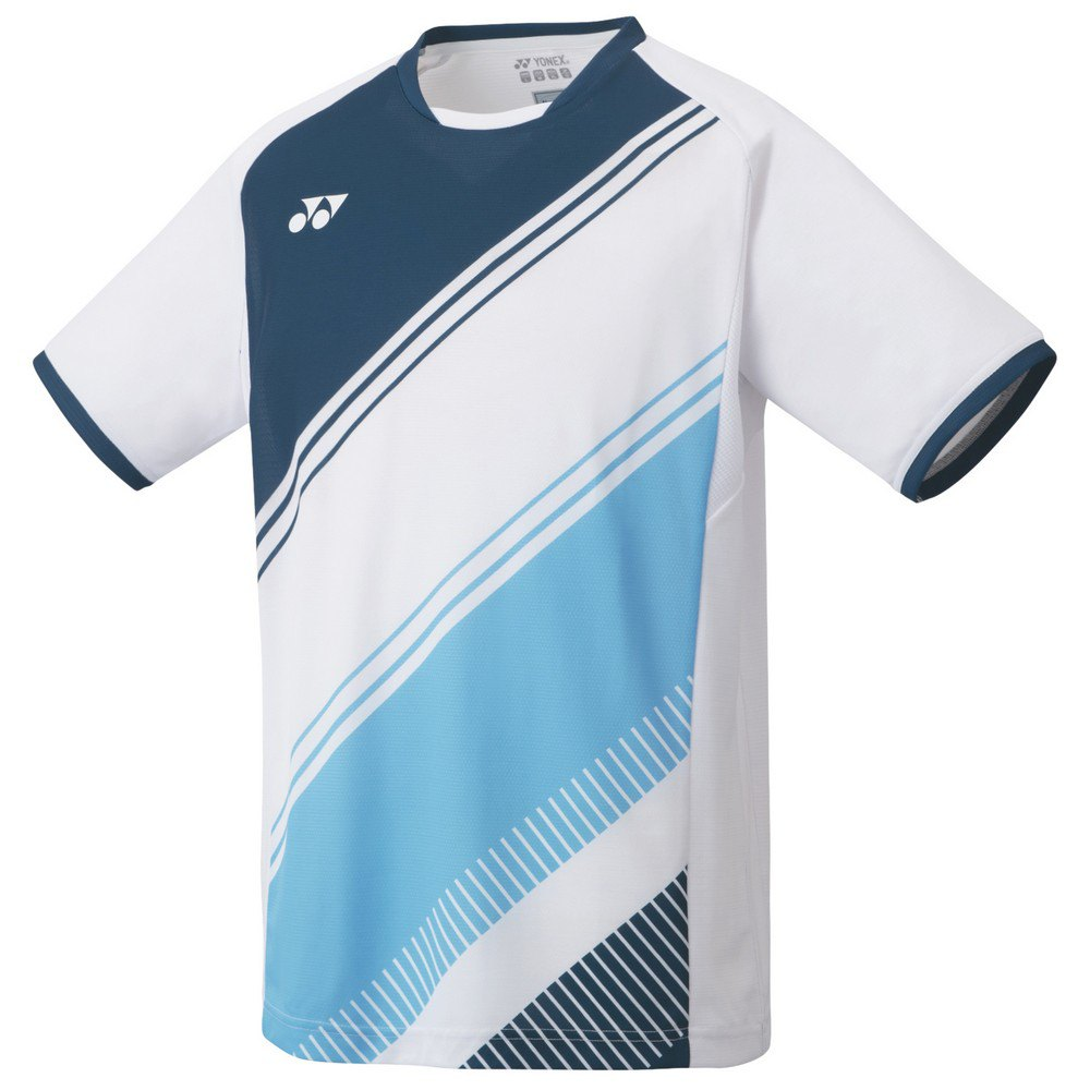 Yonex T-shirt Manche Courte French National Team S White