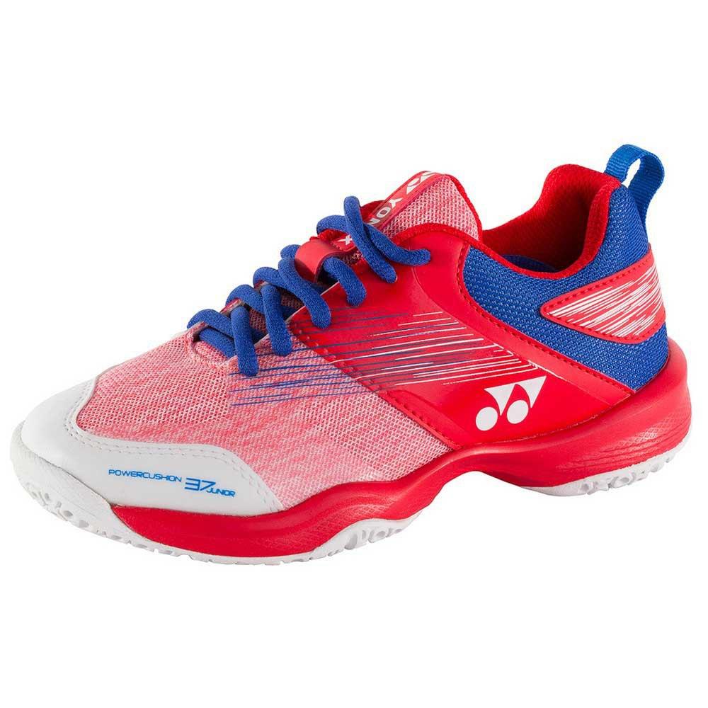 Yonex Chaussures Power Cushion 37 EU 34 White / Red