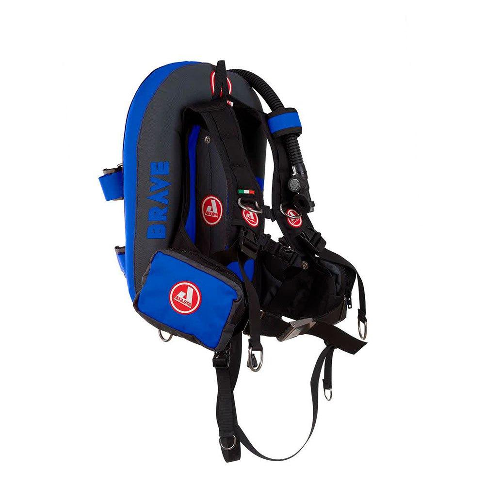 Audaxpro Brave 16l Tarierjacket L-XL Blue Westen Brave 16l Tarierjacket