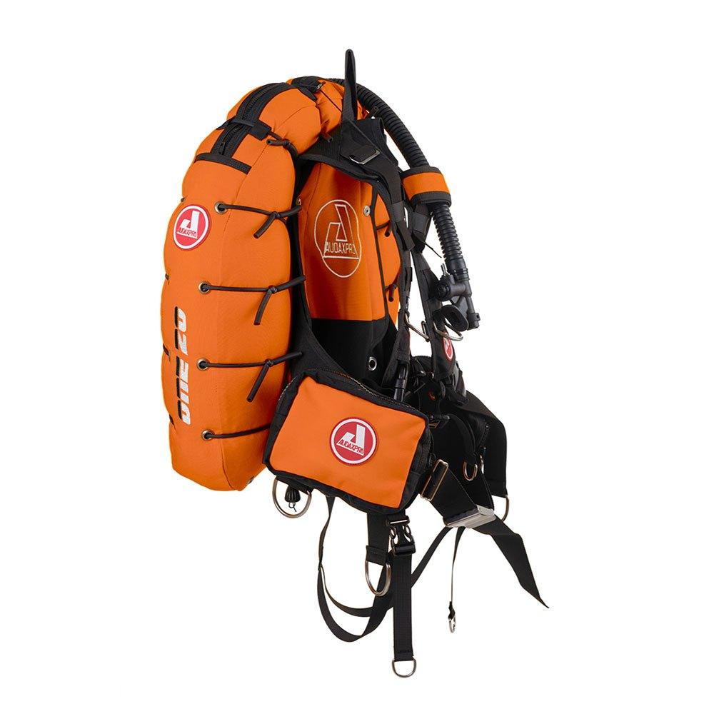Audaxpro One 20l Tarierjacket L-XL Orange Westen One 20l Tarierjacket