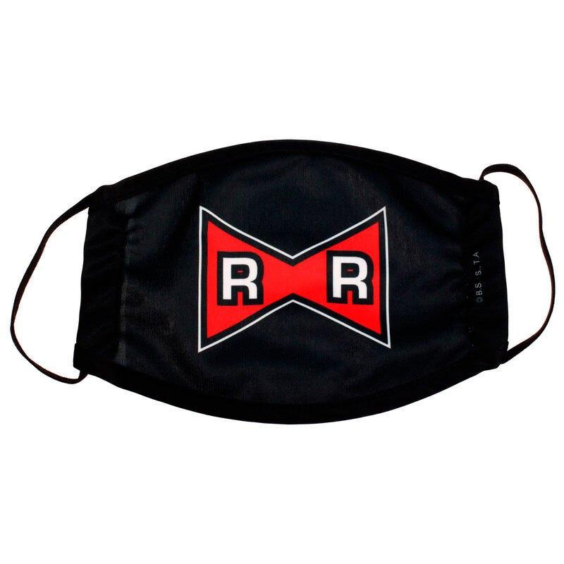 Sd Toys Masque Los Cabezones De Vegas Red Ribbon One Size Black