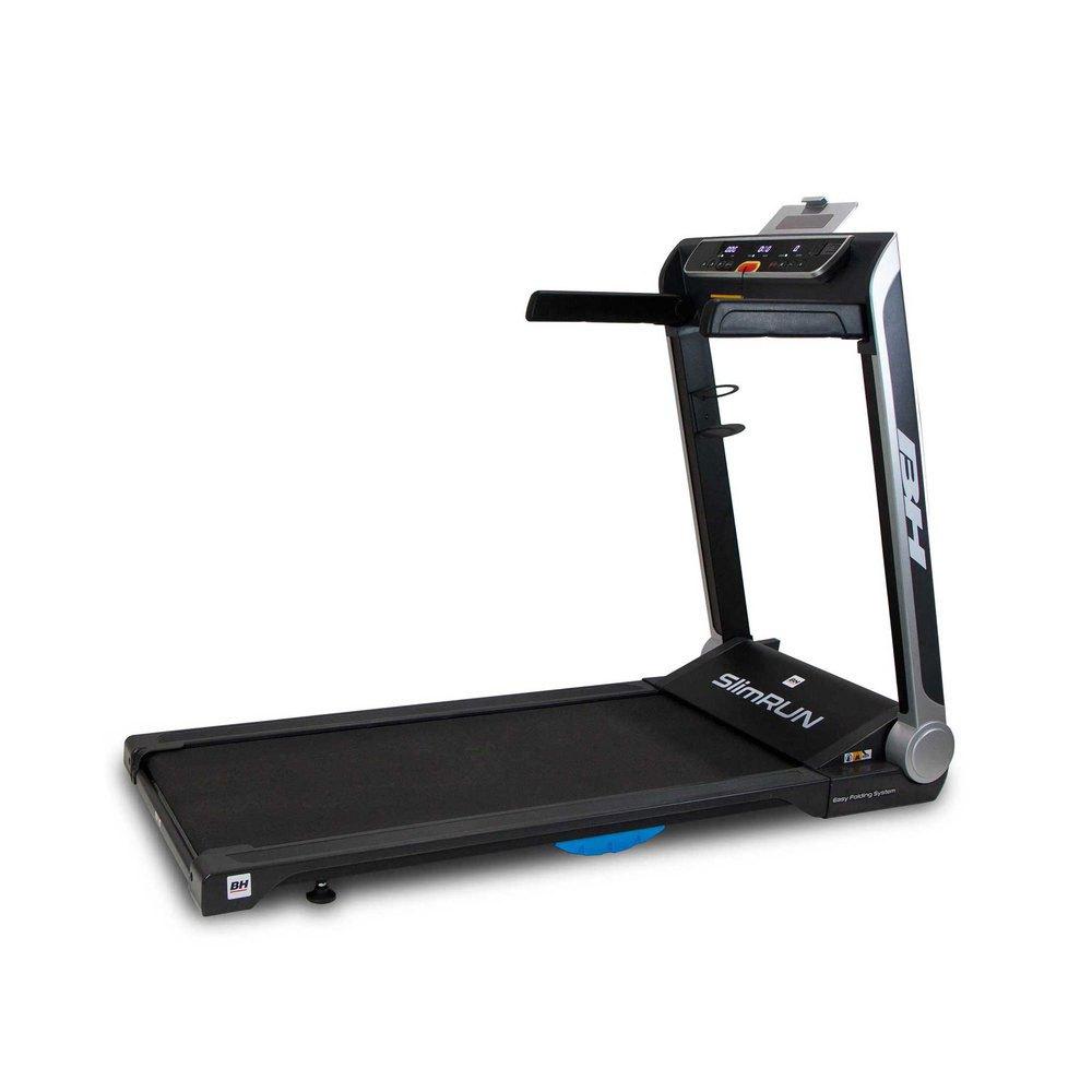 Bh Fitness Slimrun G6320 Cinta De Correr Plegable 16 Km/h. 121 X 51 Cm. Ultra Compacta unique Negro