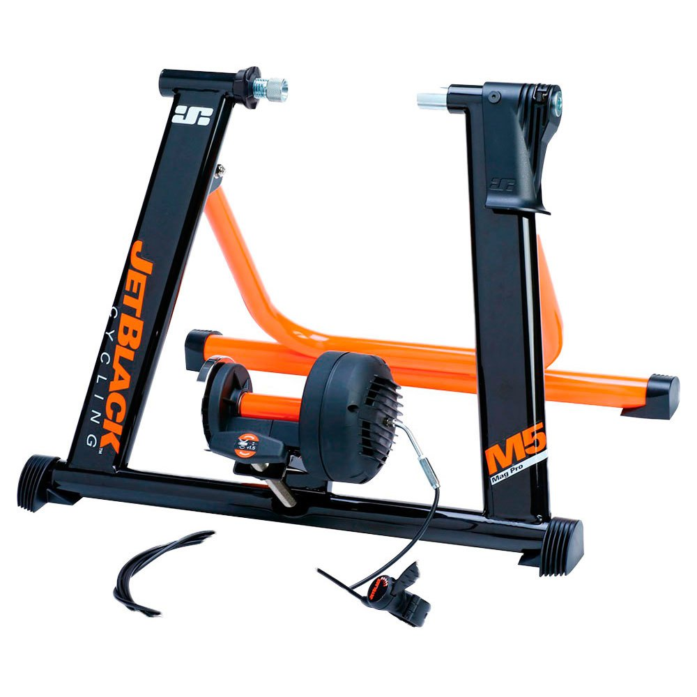 Jetblack Cycling Rullo M5 Pro Magnetic One Size Black / Orange