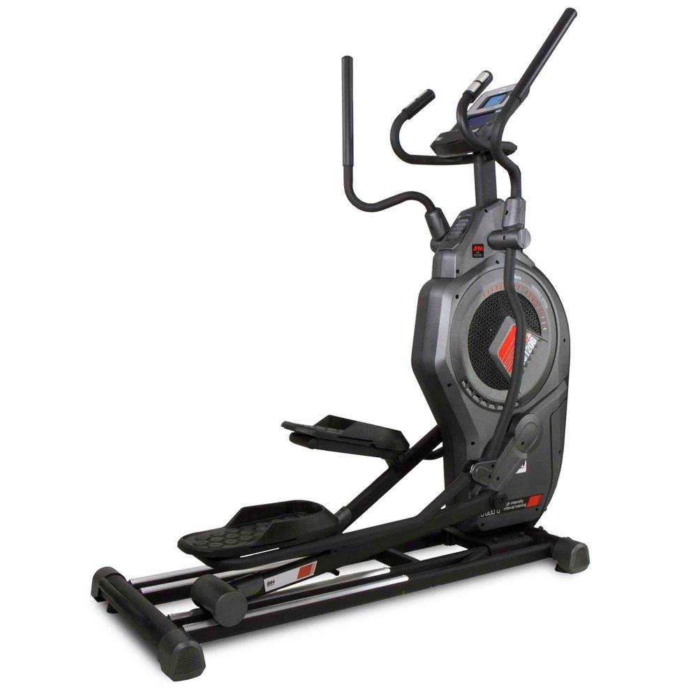 Bh Fitness Professional Crosstrainer G875 Cross1200 unique Gris