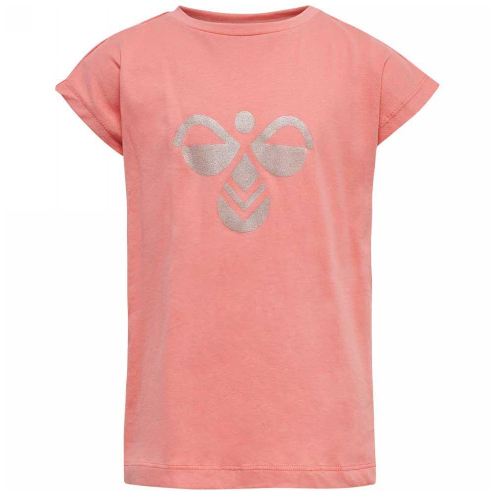 Hummel T-shirt Manche Courte Diez 164 cm Tea Rose