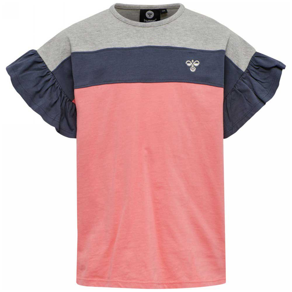 Hummel T-shirt Manche Courte Anna 116 cm Tea Rose