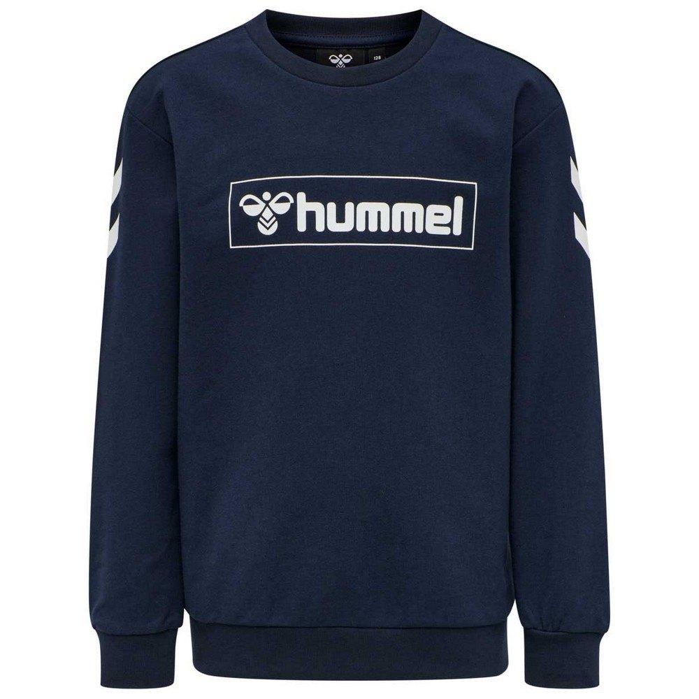 Hummel Sweatshirt Box 104 cm Black Iris
