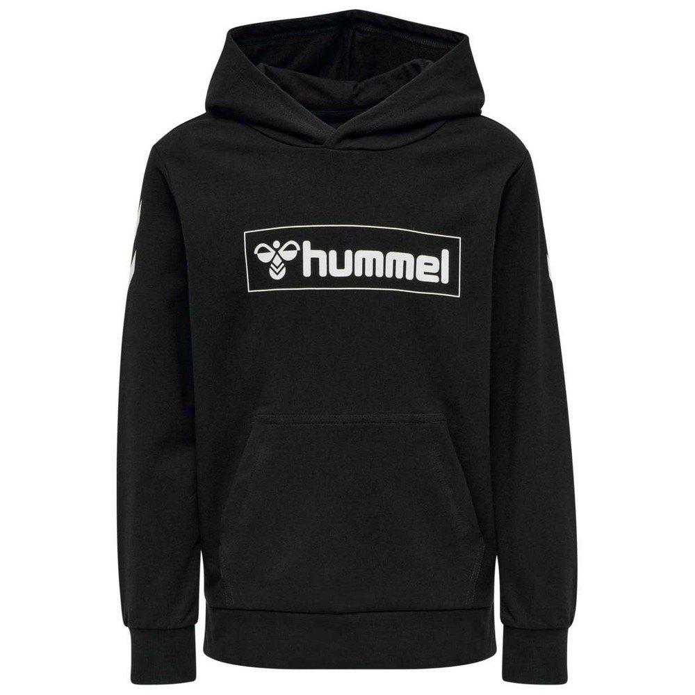 Hummel Sweat À Capuche Box 104 cm Black
