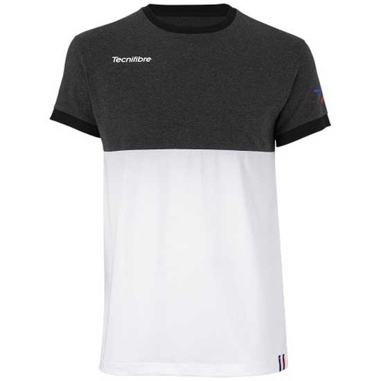 Tecnifibre T-shirt Manche Courte F1 Stretch XS Black