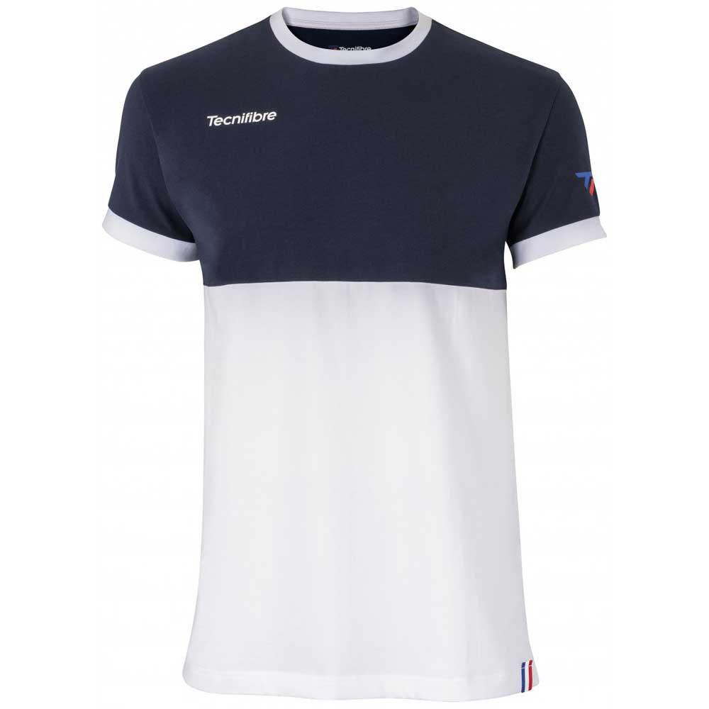 Tecnifibre T-shirt Manche Courte F1 Stretch XS Navy