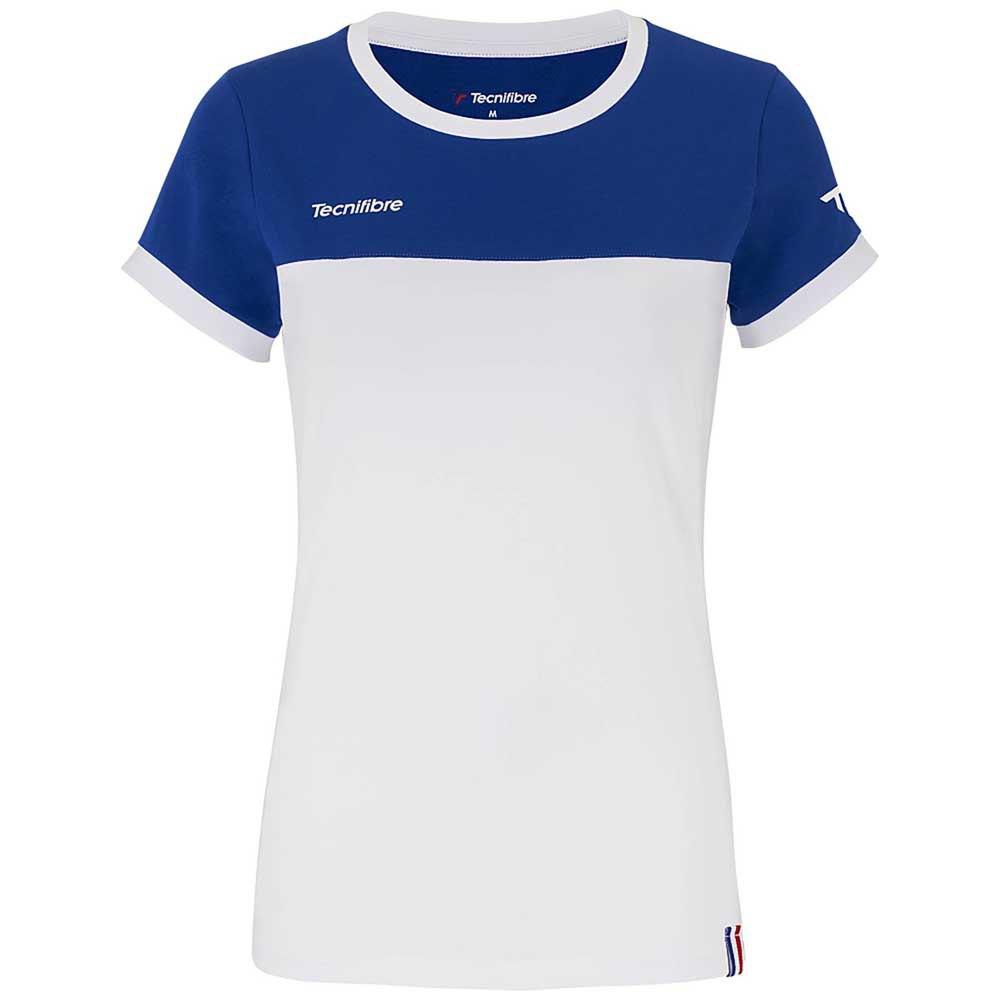 Tecnifibre T-shirt Manche Courte F1 Stretch XS Royal