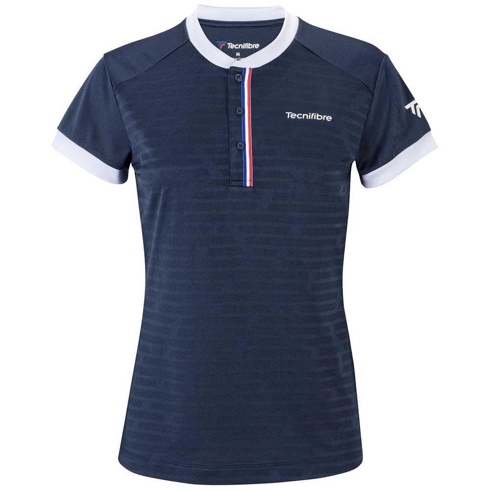Tecnifibre T-shirt Manche Courte F3 XS Navy