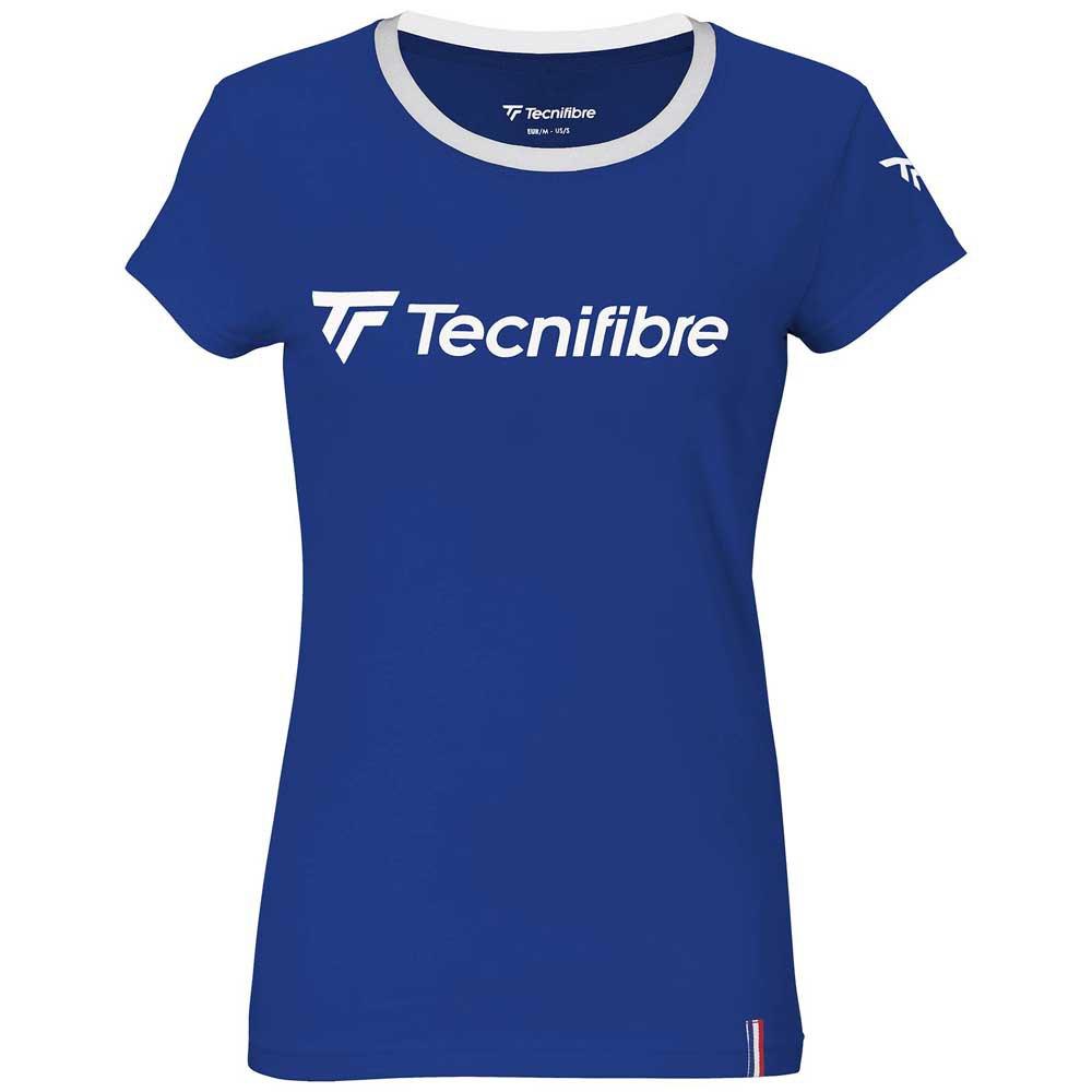 Tecnifibre T-shirt Manche Courte Cotton XS Royal