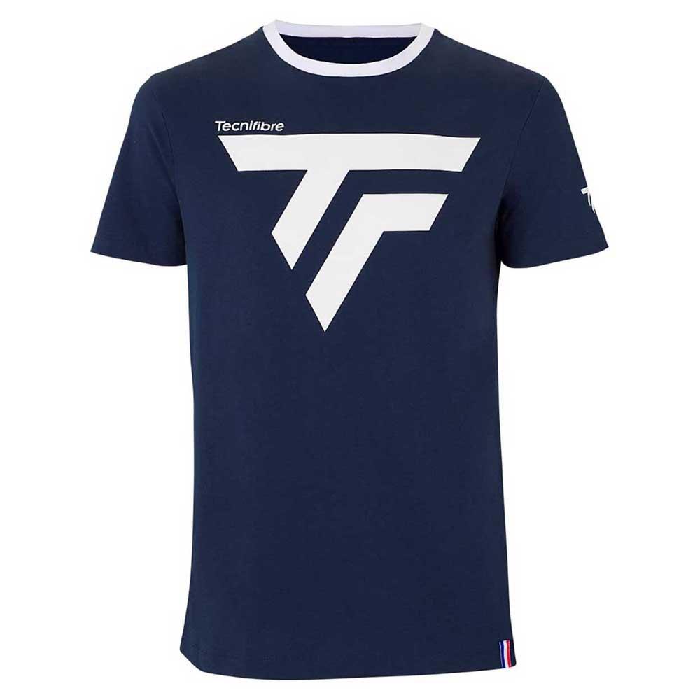 Tecnifibre T-shirt Manche Courte Training S Royal