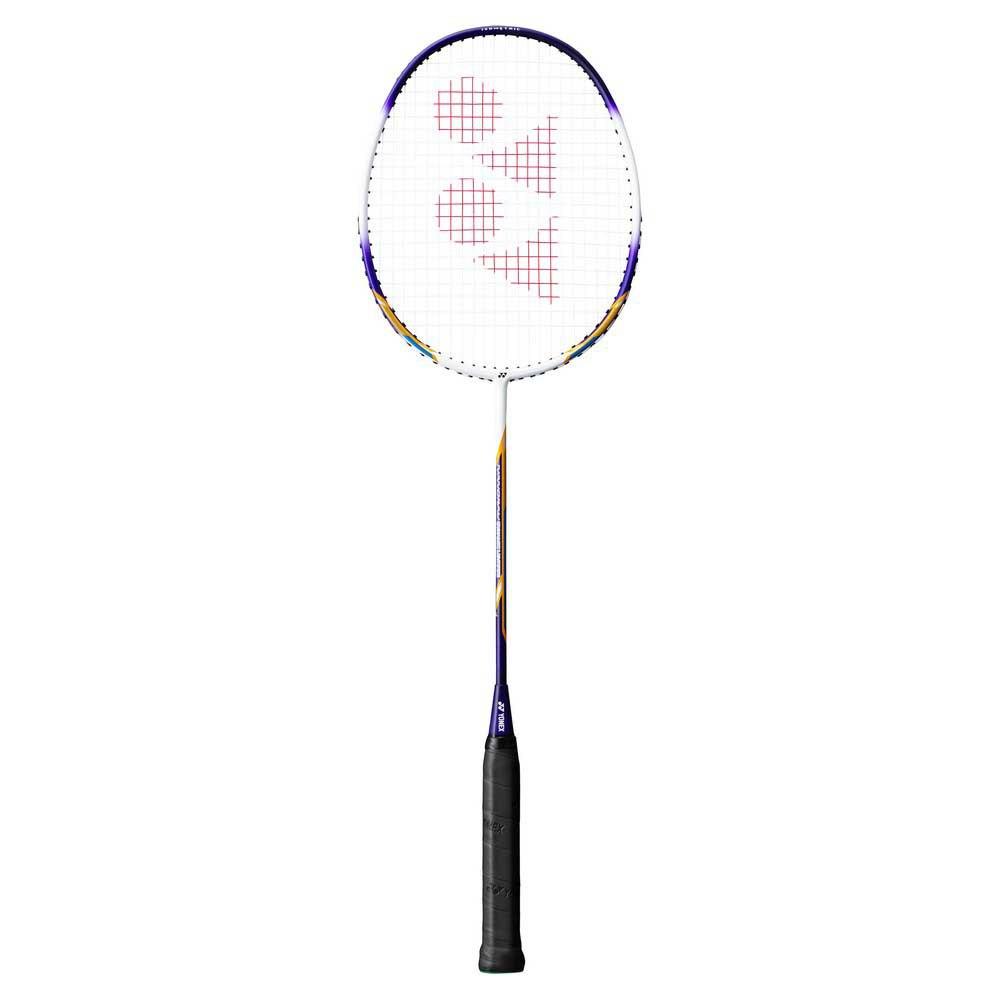 Yonex Raquette Badminton Nanoray Dynamic Levitate One SIze White / Purple